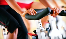 Five Spin and Yoga Classes or One Month of Unlimited Classes at Clay Canada (Up to 71% Off)