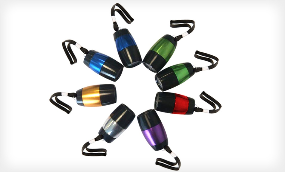 8-Pack Flashlights