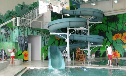 $14 for Family Water-Park Pass at Monticello Community Center ($28 Value)