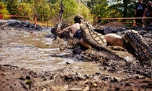 $30 for Entry to The Survival Race 5K Mud Run on Saturday, September 28 (Up to $73.79 Value)