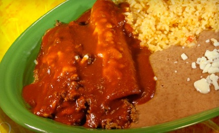 Mexican Cuisine for Two or Four at El Patron (Half Off)