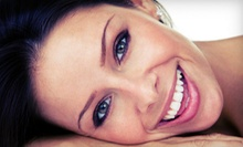 Aqua Facial with Brow Wax or Fire and Ice Facial with Brow Wax at Aqua Facial Studio (Up to 54% Off)