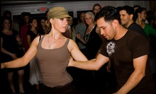10 Dance Classes or One Month of Unlimited Group Dance Classes at Atomic Ballroom (Up to 68% Off) 