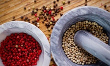 $5 for $10 Worth of Fresh Spices at Savorx Spice Market
