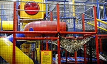 5- or 10-Visit Punch Card at Kid's Place Adventure Playground (Up to 57% Off)
