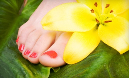 $35 for Two Pedicures at Eco Nail Lounge ($70 Value)