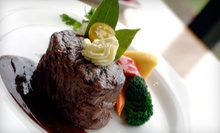 Gourmet Lunch or Dinner for Two or Four at Fuad's Restaurant (Up to 53% Off)