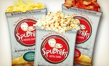 $5 for $10 Worth of Potato Chips, Kettle Corn, and Snack Food at Spudniks