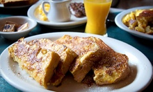 $7 for $14 Worth of European Breakfast or Lunch at Cherie Inn