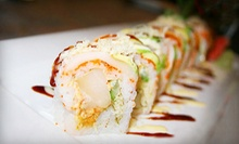 Japanese Cuisine for Two or Four at Plum House (Half Off)