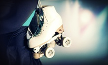 Skate Rental and Admission for 2 or 4 on Thursday–Monday or Tuesday–Wednesday at Kate's Skating Rink (Up to 59% Off)