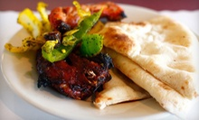 $12 for $25 Worth of Indian Cuisine at Shikara