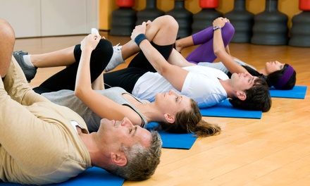 5 or 10 Pilates Reformer Classes at UEvolution (Up to 62% Off)