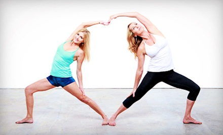 5 or 10 Classes at Yoga Tree (Up to 74% Off)