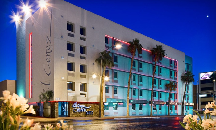 El Cortez Hotel Casino Deal Of The Day Groupon