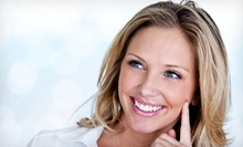 $149 for an In-Office Laser Teeth-Whitening Treatment at Landmark Dental Studio ($450 Value)