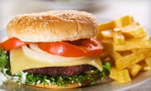 Burger Meal for Two or Four with Fries and Drinks at Mytiburger (Up to 54% Off) 