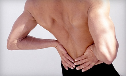 $49 for Three Spinal Decompressions at Healing Path Chiropractic & Wellness Centre in Burlington (Up to $615 Value)