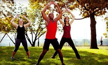 $39 for 10 Boot-Camp Classes at U.S. Elite Martial Arts & Fitness Center ($170 Value)