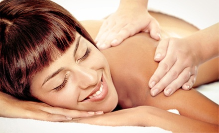 60- or 90-Minute Acupressure, Reflexology, or Acupuncture Treatments at Meridian Wellness Center (Up to 56% Off)