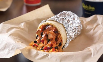 Meal for Two or Four at Qdoba Mexican Grill (Up to 41% Off)