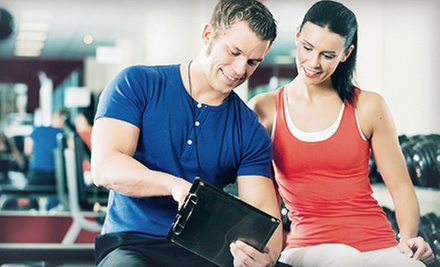Classes, Personal Training, Meal Plan, Consult, and 30-Day Club Trial for One or Two at Anytime Fitness (Up to 97% Off)