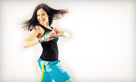 5, 10, or 20 Classes at Live with Jahaira (Up to 68% Off)