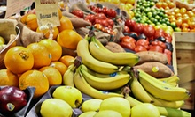 $10 for $20 Worth of Produce and Prepared Fare at Lemon Tree Grocer
