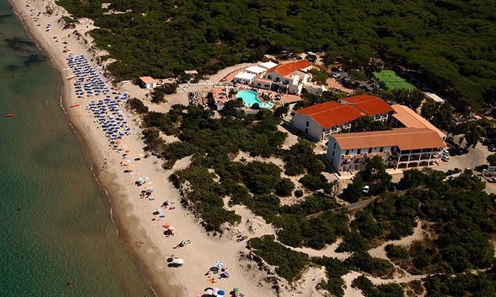 Hotel Club Del Golfo - Hotel Club del Golfo: Sardegna, Hotel Club del Golfo - 7 notti in pensione completa da 199 € a persona