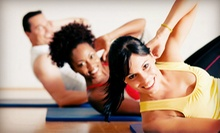 5 or 10 Boot-Camp Classes at Fit 4 Life (Up to 70% Off)