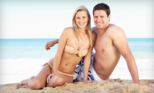 Shoulder-and-Back Wax for a Man or Full Bikini Wax for a Woman at The Waxing Company (Up to 51% Off)