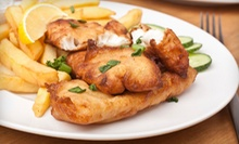 $10 for $20 Worth of Fried Catfish and Seafood at Jimmy's Catfish