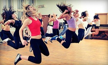 10 or 20 Zumba Classes at Nzforce fitness in Santa Ana (Up to 67% Off)