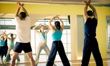 Four or Eight Weeks of Unlimited Group Personal-Training Workouts at Prestige Strength Fitness (Up to 73% Off)