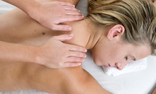 One or Three 60-Minute Massages at Back in Line Chiropractic (Up to 59% Off)