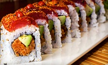 Sushi Dinner for Two or Four SundayThursday or Friday or Saturday at 5 n 2 Tokyo (Up to 59% Off)