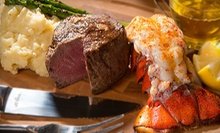 $20 for $40 Worth of Tapas, Steaks, and Seafood at Daniel's Restaurant and Lounge