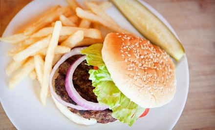 $5 for $10 Worth of American Food and Drink at Debbie Gates All American BBQ in Carnegie