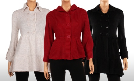 Women's Knit Sweaters