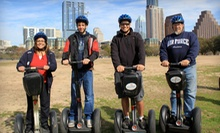$35 for a Segway Tour from Segway Nation (Up to $69 Value)