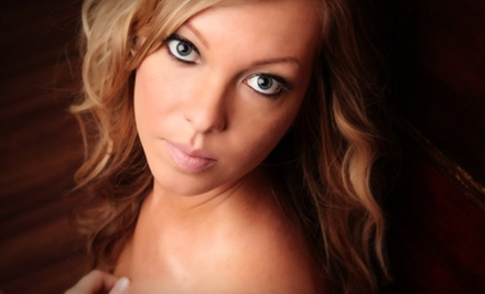 $49 for an In-Studio Photo Shoot with Makeup Application, Wardrobe Changes, and Collage at Boudoir Therapy ($473 Value)