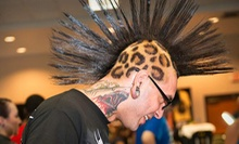 One- or Three-Day Visit to TattooLaPalooza at Hyatt Regency on June 14–16 (Up to Half Off)