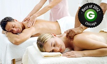 Individual or Couples Spa Package with Massage, Collagen Mask, and Body Scrub at Massage Spa &amp; Beyond (Up to 69% Off)