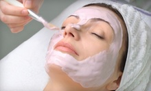 Massage and Facial for One or Two at Blue Diamond Spa & Skincare (Up to 55% Off)