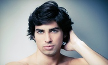 Grooming Experience with Haircut and Style or $25 for $50 Worth of Men's Salon Services at American Male Salon