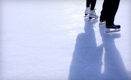 Ice-Skating Outing for Two or Four at The Ice Factory of Central Florida (Up to 63% Off)