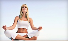 8 or 16 Fitness and Yoga Classes at Inspired Intuition Therapeutic Massage and Wellness (Up to 83% Off)