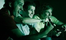 $99 for an Overnight In-Home Video-Game Party from CrashNPlay ($349.99 Value)