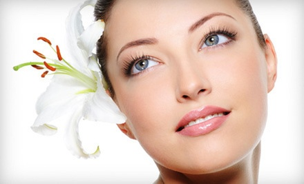 Microdermabrasion Treatment, Ultrasound-Therapy Facial, or Both at Little Flower Day Spa and Aesthetic (Up to 56% Off)