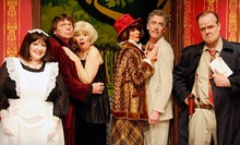 $15 to See a Play Performance at Herongate Barn Theatre (Up to $30 Value)